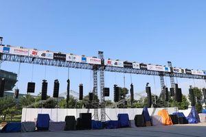 Triển lãm thiết bị âm thanh chuyên nghiệp PLASE Show tại Hà Nội