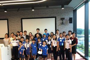 Google dạy ngôn ngữ lập trình Scratch miễn phí cho trẻ em Việt Nam