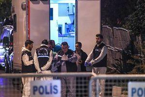 Xác nhà báo Khashoggi bị tiêu hủy bằng axit?