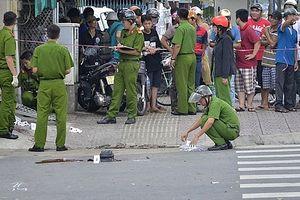 Truy tìm thanh niên gây án mạng sau va chạm giao thông