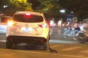 Đặc điểm nhận dạng lái xe mazda CX-5 bắn súng, lái xe chèn qua người tài xế taxi Group