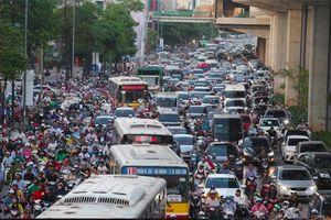 Liệu thu phí phương tiện có giảm ùn tắc và ô nhiễm?