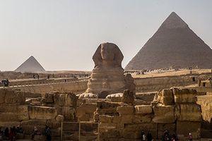 Các nhà khoa học tiết lộ bí mật xây dựng Kim tự tháp Ai Cập