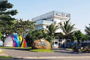 Đà Nẵng: Khu thể thao biển Công viên Cá Voi mở nhà hàng, karaoke trái phép