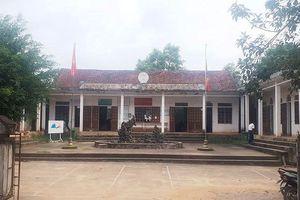 Nghệ An: Cảnh cáo Phó bí thư đấm Trưởng công an xã ngay tại trụ sở