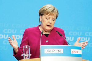 Nguy cơ với EU khi Thủ tướng Đức Angela Merkel rút lui