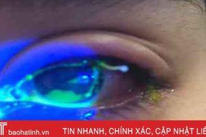 Xăm mí mắt làm đẹp, nhiều người bị bỏng giác mạc, nguy cơ bị mù