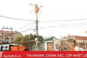 Hà Tĩnh đề xuất bàn giao 176 công trình, hạng mục cho ngành điện quản lý