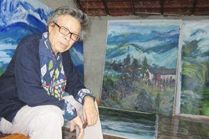 Họa sĩ Đặng Tin Tưởng: Người vẽ Sa Pa bằng tâm cảm