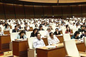 Kỳ họp thứ 6, Quốc hội khóa XIV: Sửa đổi, bổ sung 37 luật có quy định liên quan đến quy hoạch