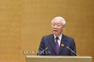 Chủ tịch nước Nguyễn Phú Trọng: Sớm phê chuẩn Hiệp định CPTPP giúp nâng cao vị thế Việt Nam trên trường quốc tế