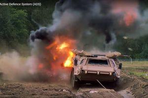 Đức phát triển hệ thống phòng thủ chủ động ADS cho tăng thiết giáp