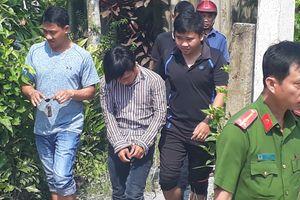 Bắt đối tượng cướp taxi Mai Linh ở Long An