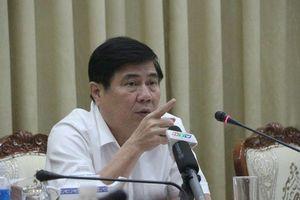 Thành ủy TPHCM không biết thành phố có tân Cục trưởng Quản lý Thị trường (!)