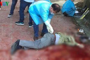Lạng Sơn: Bắt một đối tượng 'ngáo đá' dùng dao đâm chết người