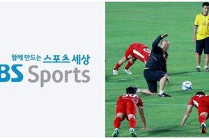 Hâm mộ đội bóng Việt - Kênh truyền hình Hàn Quốc phá lệ mua bản quyền AFF Cup