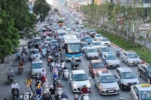 Chính phủ đồng ý cho Hà Nội thu phí phương tiện vào nội đô