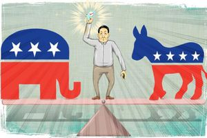 Vai trò đặc biệt của cử tri gốc Á trong cuộc bầu cử giữa kỳ ở Mỹ