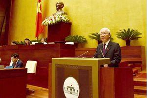 Quốc hội xem xét đề nghị phê chuẩn Hiệp định CPTPP