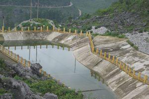 Hà Giang: Hiệu quả từ Dự án xây dựng các 'hồ treo'