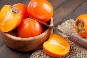 6 lưu ý khi ăn quả hồng ai cũng nên biết để tránh nguy hại cho sức khỏe, nhất là số 4