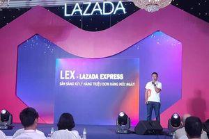 Lazada cam kết hỗ trợ 8 triệu người khởi nghiệp trong ngành thương mại điện tử