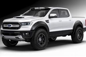 7 mẫu Ford Ranger 2019 độ hầm hố đến Triển lãm SEMA 2018