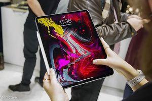 Các phụ kiện Apple phát hành cho iPad Pro 2018