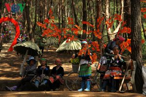 Nhờ du lịch, người Mông ở tỉnh Lai Châu có thu nhập đáng kể
