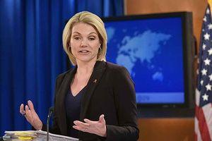 Heather Nauert - Lựa chọn sáng giá của Tổng thống Trump làm Đại sứ tại LHQ