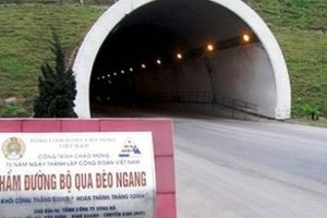 Bộ Giao thông không đồng thuận mở rộng hầm đường bộ Đèo Ngang bằng hình thức BOT