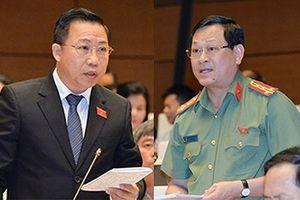 Bị yêu cầu đính chính trong tranh luận trên hội trường, đại biểu Lưu Bình Nhưỡng lên tiếng
