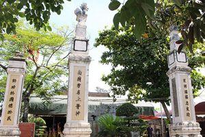 Sẵn sàng đón du khách dự Lễ hội đền ông Hoàng Mười