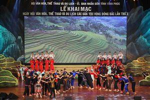 Khai mạc Ngày hội VH,TT&DL các dân tộc vùng Đông Bắc lần thứ X
