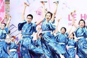 Giao lưu văn hóa Việt Nam-Nhật Bản tại Cần Thơ