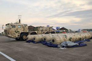 Lộ diện hệ thống tên lửa phòng không tầm siêu xa 'mạnh hơn S-400' của Trung Quốc