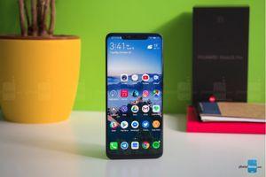 Huawei Mate 20 Pro dính lỗi màn hình, chưa rõ nguyên nhân
