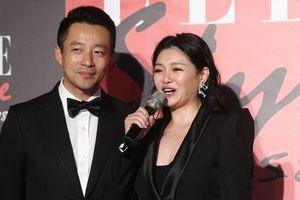 Nữ diễn viên 'Vườn sao băng' lộ mặt sưng phù trên thảm đỏ