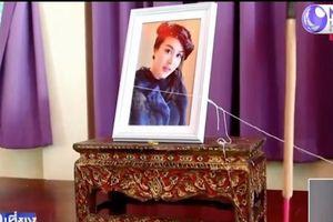 Gia đình làm lễ tưởng nhớ á hậu Thái Lan chết vì tai nạn máy bay