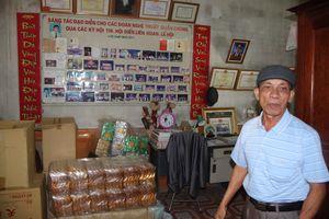 Gần 50 năm giữ lửa cho Dân ca Ví, Giặm Nghệ Tĩnh