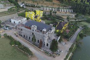 Những ngôi biệt thự tiền tỉ nằm im lìm trong đất rừng phòng hộ ở Sóc Sơn