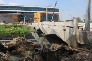 Lùm xùm công trình trường ĐH Văn Lang: Sau 'cuộc chiến barie', dân lo giang hồ dằn mặt
