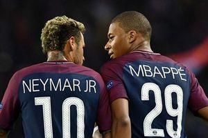 Neymar và Mbappe tỏa sáng, PSG hạ đẹp Lille 2 - 1