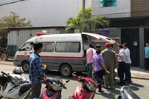 Phó Tổng giám đốc Cienco 6 tử vong tại cơ quan