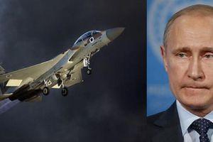 Israel lại liều lĩnh 'vuốt râu hùm' Nga, khiến Putin nổi giận