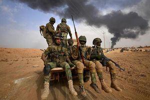 Iraq gấp rút điều 30.000 chiến binh tới biên giới Syria chống IS
