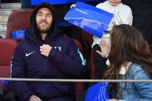 CỰC NÓNG: Messi bị cáo buộc rửa tiền, chuẩn bị hầu tòa!