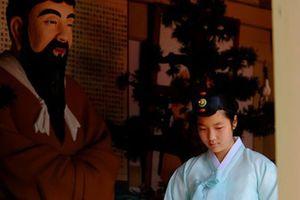 Huyền thoại Vua Dangun ở bán đảo Triều Tiên