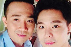 Trịnh Thăng Bình nói về tin đồn yêu đồng tính Trấn Thành