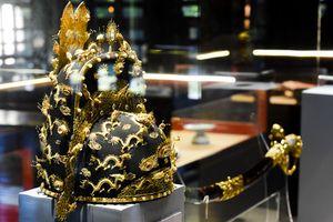 Mê mẩn với bảo vật cung đình triều Nguyễn ở Huế